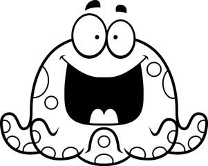 Happy Little Octopus
