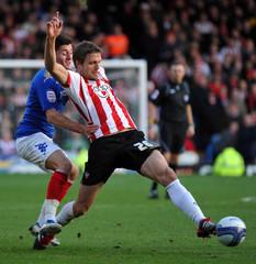 Portsmouth v Southampton npower Football League Championship
