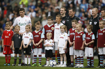 Burnley v Liverpool Barclays Premier League
