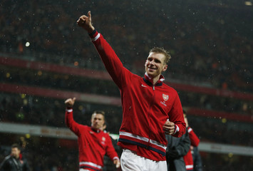 Arsenal v Wigan Athletic - Barclays Premier League