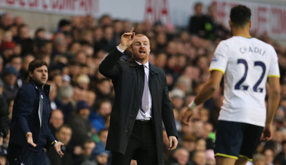 Tottenham Hotspur v Burnley - Barclays Premier League