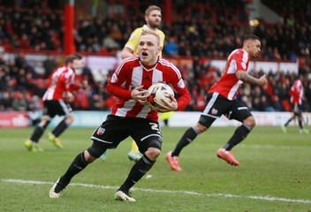 Brentford v Millwall - Sky Bet Football League Championship