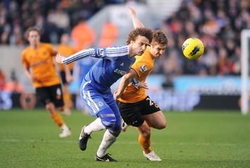 Wolverhampton Wanderers v Chelsea Barclays Premier League