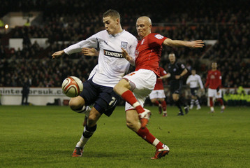 Nottingham Forest v Preston North End npower Football League Championship