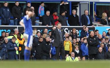 Everton v Manchester City - Barclays Premier League