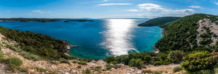 Obraz Croatian view - fototapety do salonu