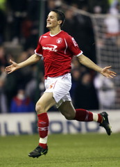 Nottingham Forest v Derby County FA Cup Fourth Round Replay