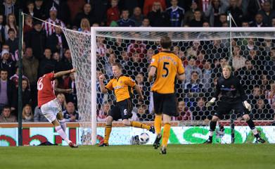 Stoke City v Wolverhampton Wanderers Barclays Premier League