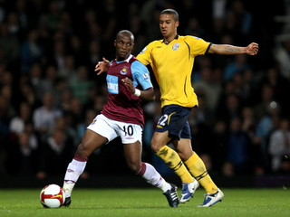 West Ham United v West Bromwich Albion Barclays Premier League
