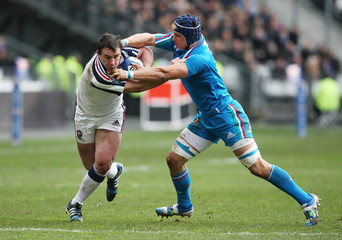 France v Italy - RBS Six Nations Championship 2014