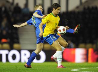 Brazil v Ukraine International Friendly