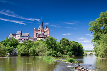 Cathedral and castle of Limburg