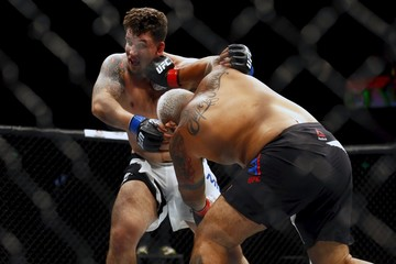 Mixed Martial Arts - Ultimate Fighting Championship (UFC) Fight Night