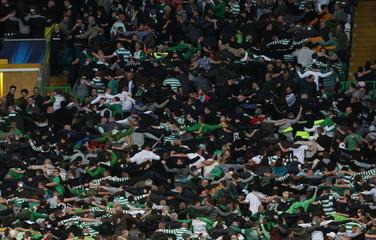 Celtic v Helsingborgs IF UEFA Champions League Qualifying Play-Off Second Leg