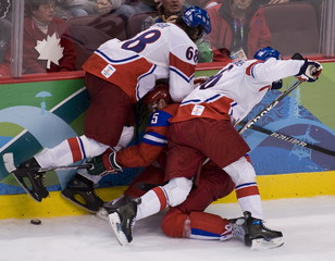 Men's Hockey - Vancouver 2010