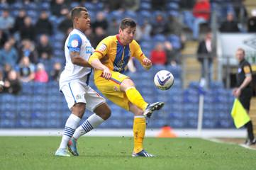 Blackburn Rovers v Crystal Palace - npower Football League Championship