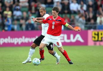 England v Germany 2009 UEFA European Under-21 Championship Group B