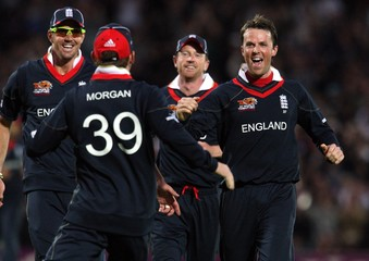 England v Pakistan ICC World Twenty20 England 2009 Group B