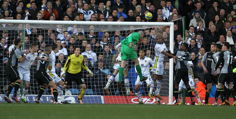 Leeds United v Tottenham Hotspur - FA Cup Fourth Round