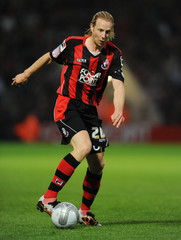 AFC Bournemouth v West Bromwich Albion Carling Cup Second Round