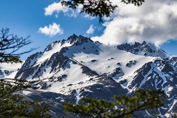 Góra, Patagonia, Argentyna