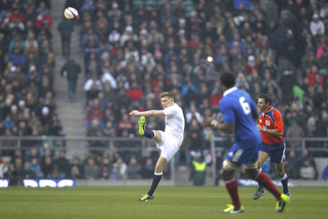England v France RBS Six Nations Championship 2013