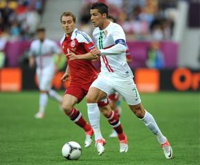 Denmark v Portugal - UEFA EURO 2012 Group B