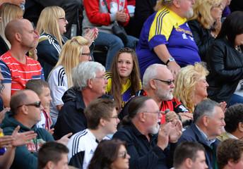 Swansea City v Burnley - Barclays Premier League