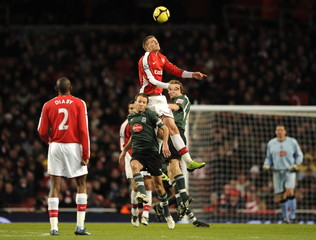 Arsenal v Plymouth Argyle FA Cup Third Round