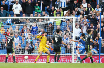 Brighton & Hove Albion v Middlesbrough - Sky Bet Football League Championship