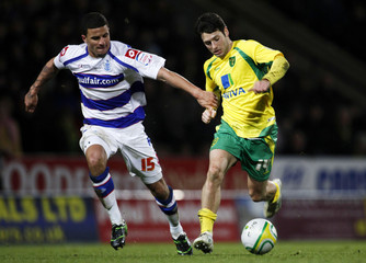 Norwich City v Queens Park Rangers npower Football League Championship