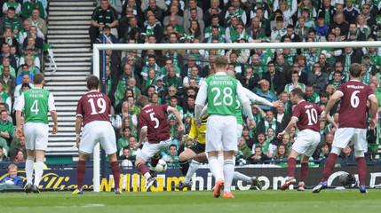 Heart of Midlothian v Hibernian The William Hill Scottish FA Cup Final