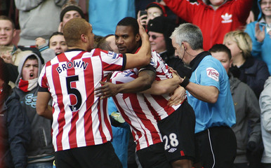 Sunderland v Swansea City Barclays Premier League