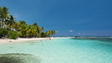 Guadeloupe - Plage de la Caravelle - Sainte-Anne