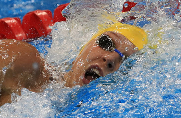 Swimming - Women's 200m Freestyle Semifinals