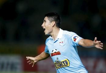 Football Soccer - Penarol v Sporting Cristal - Copa Libertadores