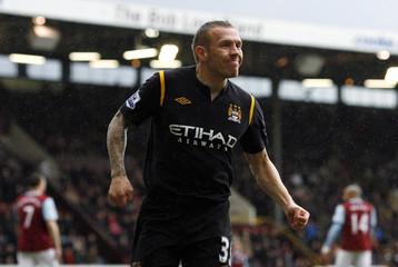 Burnley v Manchester City Barclays Premier League