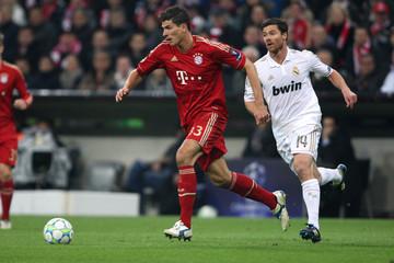 Bayern Munich v Real Madrid UEFA Champions League Semi-Final First Leg