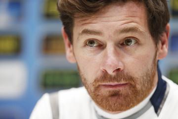 Andre Villas Boas - Tottenham Hotspur Manager