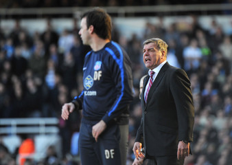 West Ham United v Crystal Palace npower Football League Championship