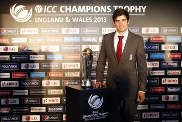 ICC Champions Trophy 2013 Launch