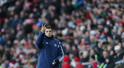Sunderland v West Bromwich Albion - Barclays Premier League