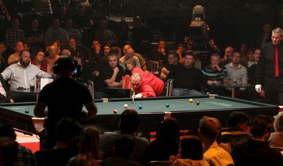 2011 Power Snooker Masters Trophy