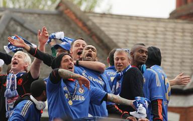 Chelsea - UEFA Champions League Winners Parade