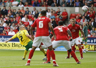 Nottingham Forest v Norwich City npower Football League Championship