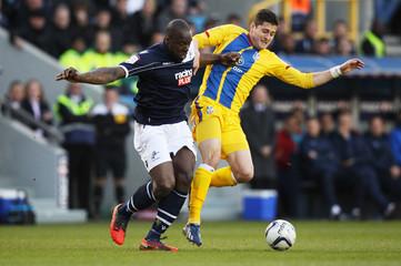 Millwall v Crystal Palace - npower Football League Championship