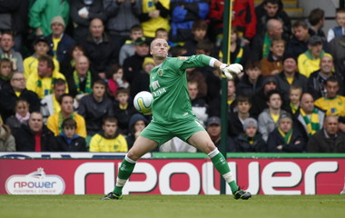 Norwich City v Middlesbrough npower Football League Championship