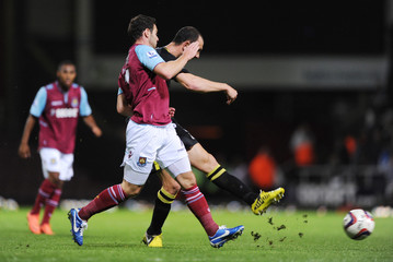 West Ham United v Wigan Athletic - Capital One Cup Third Round