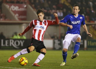 Exeter City v Chesterfield - Sky Bet Football League Two