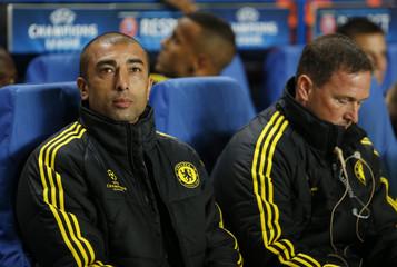 Chelsea v Juventus - UEFA Champions League Group E